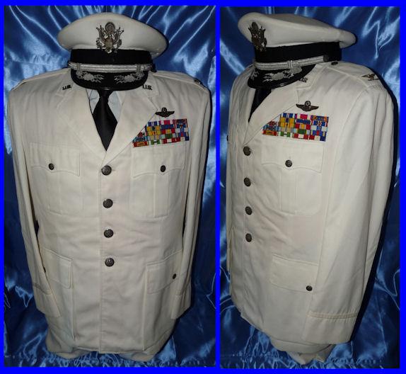 Usaf Tropical Dress Historical Cap Talk The Unofficial Civil Air Patrol Forum